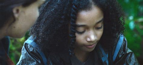 hunger games hairstyles rue the hunger games hairstyles strayhair