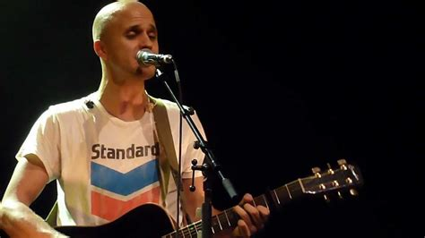 milow i was a famous singer live youtube milow i was a famous singer used to be so cool leuven