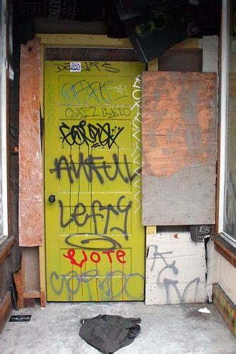 Sf Green Door by Lower Haight Pukey Green Door San Francisco California Left To Own Devices