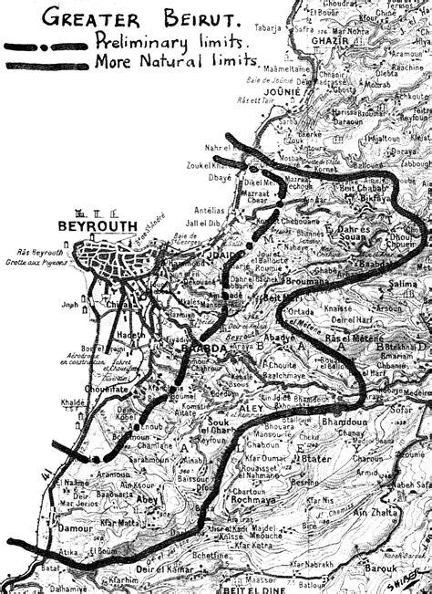 Beyrouth et ses urbanistes - Chapitre 4 - Beyrouth dans