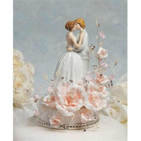 crystal romance wedding cake topper wedding cake toppers wedding essentials