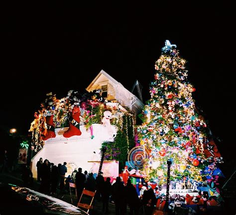 best christmas light displays in los angeles keller