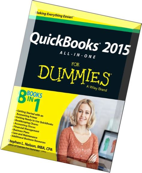 quickbooks 2018 all in one for dummies for dummies computer tech books quickbooks 2015 all in one for dummies pdf magazine