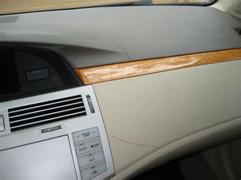 2007 Toyota Avalon Problems 2007 Toyota Avalon Cracked Dash Board 13 Complaints