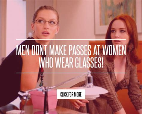 Dont Make Passes At Who Wear Glasses by Dont Make Passes At Who Wear Glasses Fashion