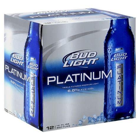 bud light platinum price bud light 174 platinum beer 12pk 12oz bottles target