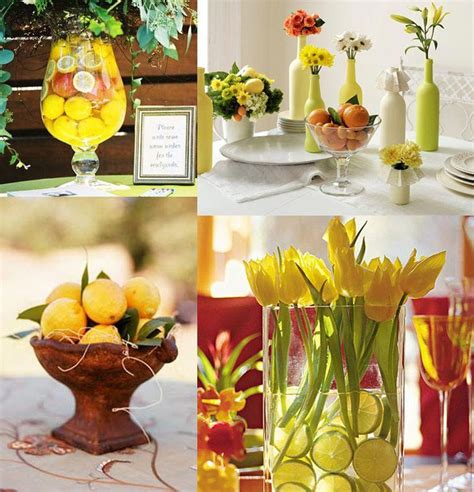 unique summer wedding centerpiece ideas 33 innovative wedding themes for summer table decorating