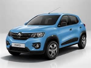 Renault Inde Renault Kwid La Citadine 224 3 500 Euros En Inde L Argus