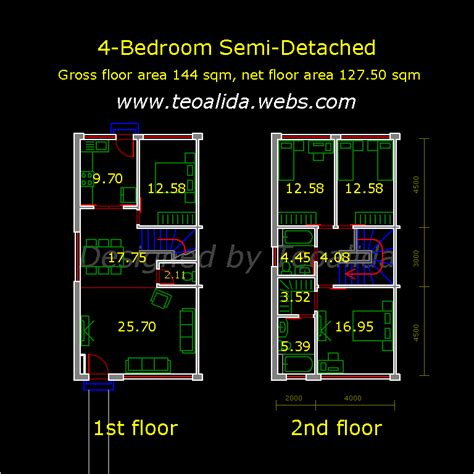 Single Storey Floor Plan by House Floor Plans Amp Architectural Design Services