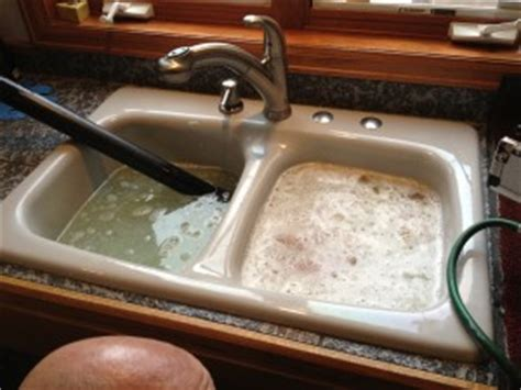 Kitchen Sink Blockage Things That Shouldn T Go In Your Drain Mcadams Plumbing
