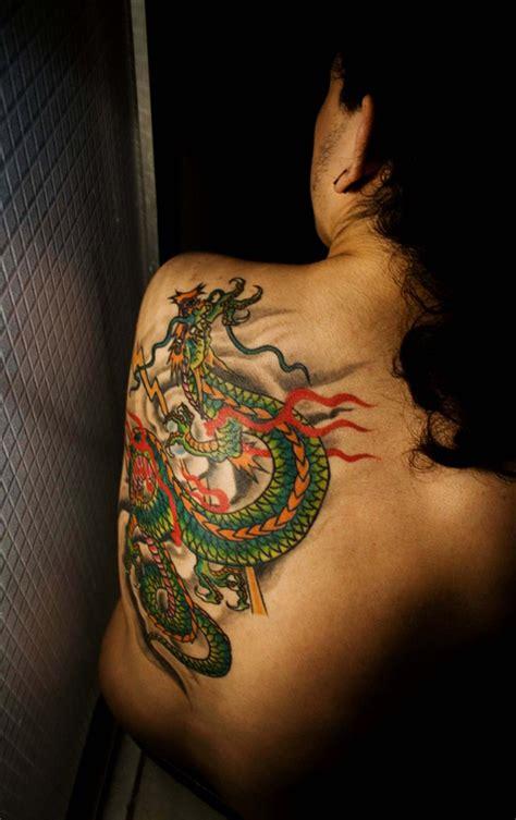inspiracion increibles tatuajes de dragones frogx