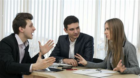 define a gossip person how to handle disagreements at work and get what you want