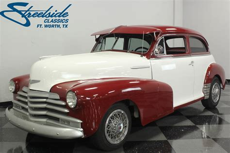 Auto Master by 1947 Chevrolet Fleetmaster Streetside Classics The