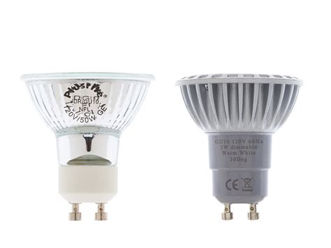Gu10 Led Bulb 35 Watt Equivalent Bi Pin Led Spotlight Led Light Replacement Bulbs