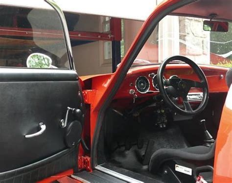 outlaw porsche interior needs driving 1957 porsche 356a outlaw coupe bring a