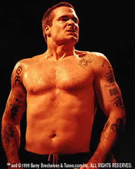 henry rollins tattoos pictures images pics photos of his