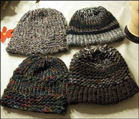 loom knit mens hat knitting with looms loom knit mens hats