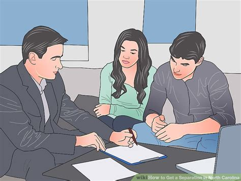 divorce from bed and board nc how to get a separation in north carolina 10 steps