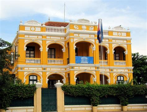 french colonial archetecture lovely french colonial architecture phnom penh cambodia