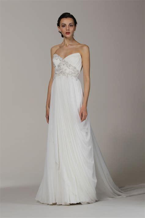 draped wedding dress marchesa wedding dress spring 2013 bridal gowns sweetheart