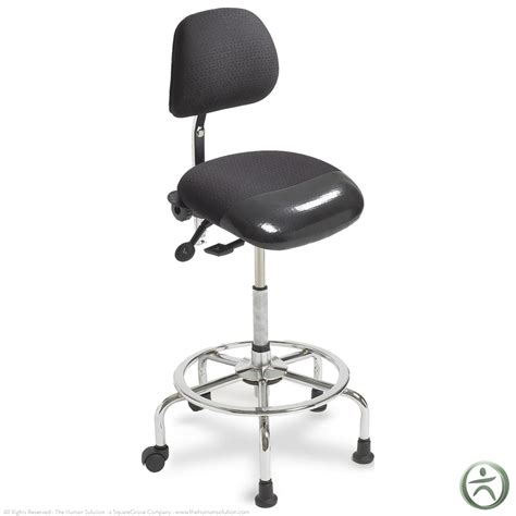 Sit Stand Work Stool by Ergocentric 3 In 1 Sit Stand Stool Shop Ergocentric Chairs