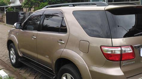 fortuner 2010 matic bensin 2700cc khusus pemakai dengan mobil rawatan mobilbekas