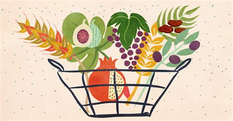 5 fruits of israel what is so special about the 7 species of fruit with which