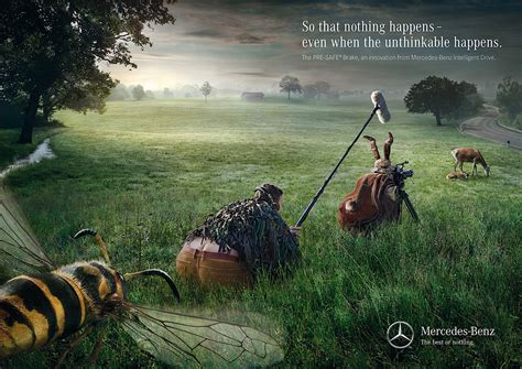 mercedes ads mercedes benz ads that should have gone viral autoevolution