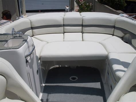 Boat Cushion Upholstery by Marco S Best Upholstery Of Santa Boat Covers And
