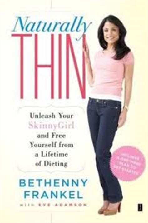 naturally thin a blueprint to stay thin and healthy always books the diet slimming solutions