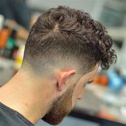 taper fade curly hair the curly hair fade men s hairstyles haircuts 2017
