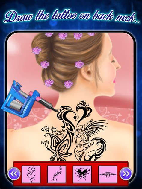 tattoo make app app shopper back tattoo art maker girls tattoo maker