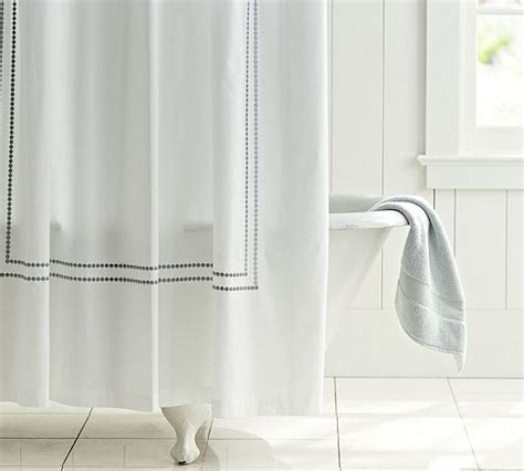 white bathroom curtains refreshing shower curtain designs for the modern bath