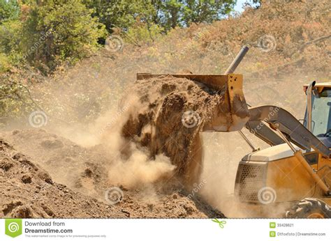 Dirt Is Back by Back Dirt Stock Image Image 33428621