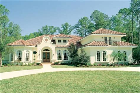 spanish homes plans spanish style house plan 190 1009 5 bedrm 3424 sq ft