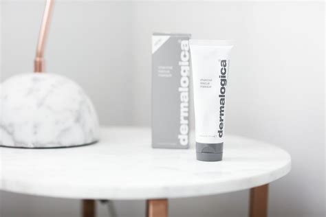 brighter days rescue charcoal rescue masque review dermalogica brighter days