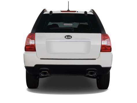 Kia Sedona Rear Door Problems Image 2010 Kia Sportage 2wd 4 Door I4 Auto Lx Rear