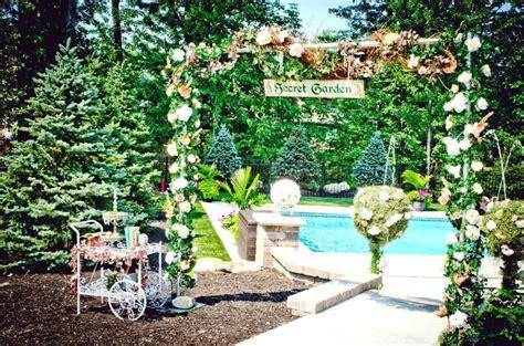 Celebration Secret Garden by The Secret Garden Birthday Party Ideas Photo 1 Of 20