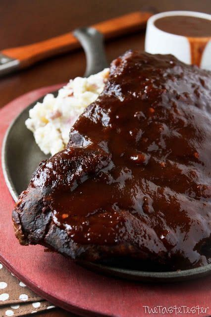 ina garten ribs crock pot ribs barbecue sauce and ribs on pinterest