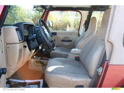 1999 Jeep Wrangler Interior 1999 Jeep Wrangler Sport 4x4 Interior Photo 39895618