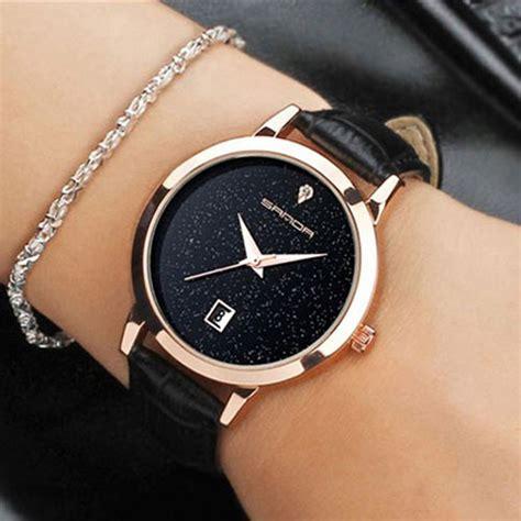 sanda  fashion wrist  women watches ladies luxury