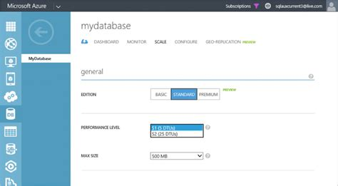 how does it take to a service azure sql database new service tiers q a sql server