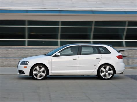 Audi A3 Sportback 3 2 Quattro by 2008 Audi A3 Sportback 3 2 Quattro Specifications And