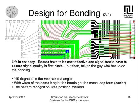 design of experiment wire bond ppt wire bonding interconnections powerpoint
