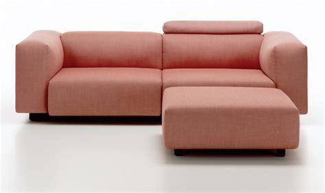 soft couch vitra soft modular sofa jasper morrison