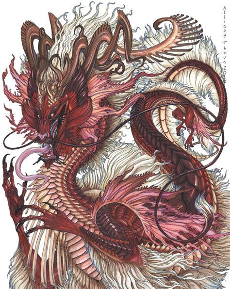fu dragon by beastofoblivion on deviantart