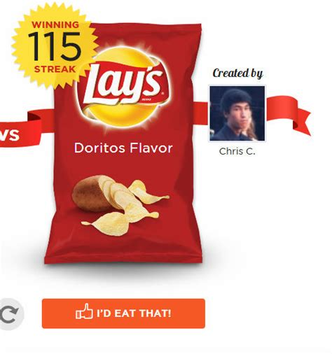 Lays Chips Meme - they were giving sles of this it actually tasted like
