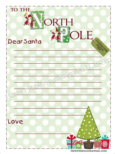 letters to santa search results for letters template free 1471