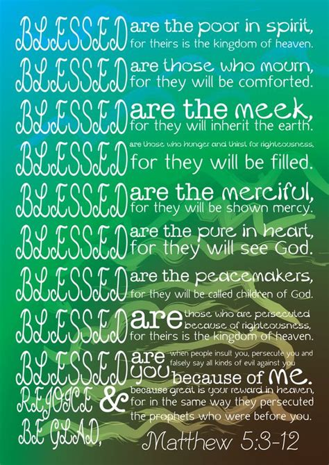 matthew 5 3 verse of matthew 5 3 12 the beatitudes jesus sermon on the mount