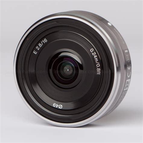 Sony Lens E 16mm F28 zeiss fe 35mm with uwa adapter sony alpha nex e mount
